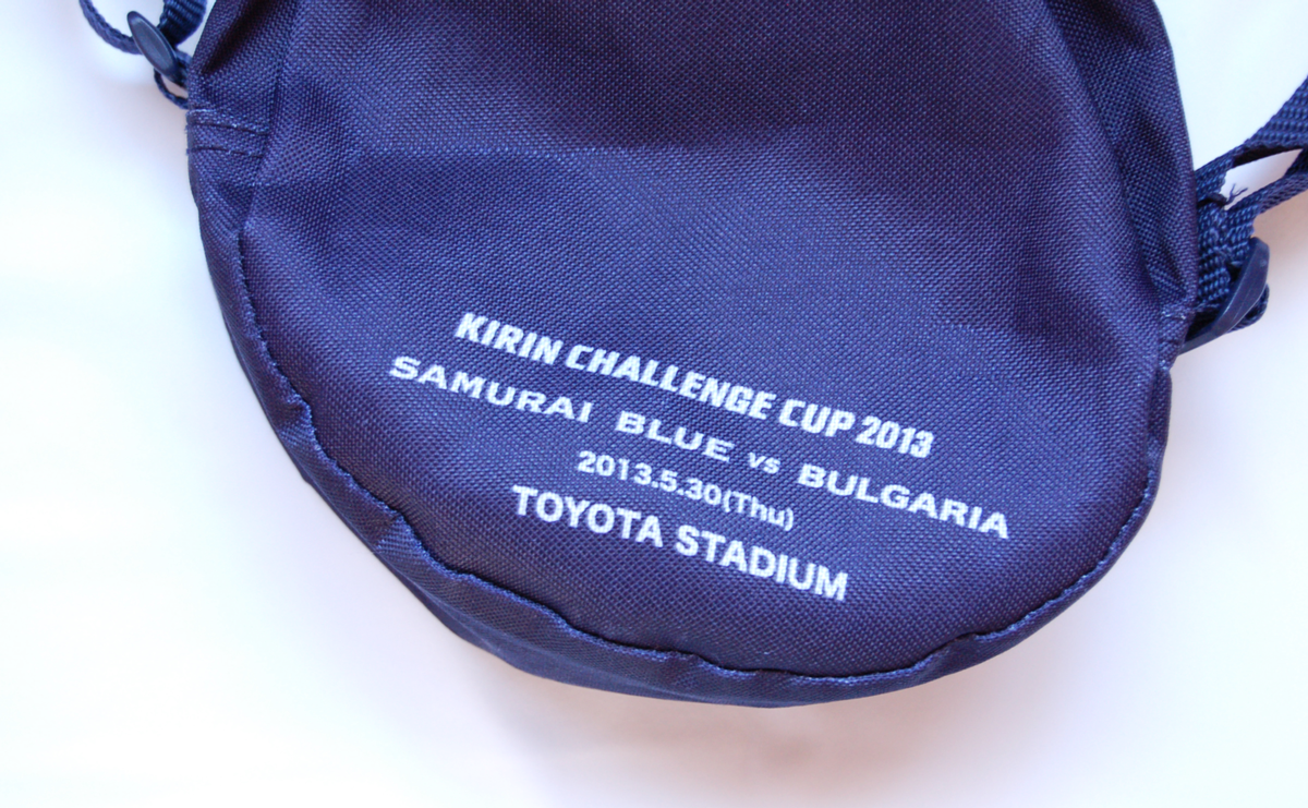 KIRIN CHALLENGE CUP 日本代表グッズ